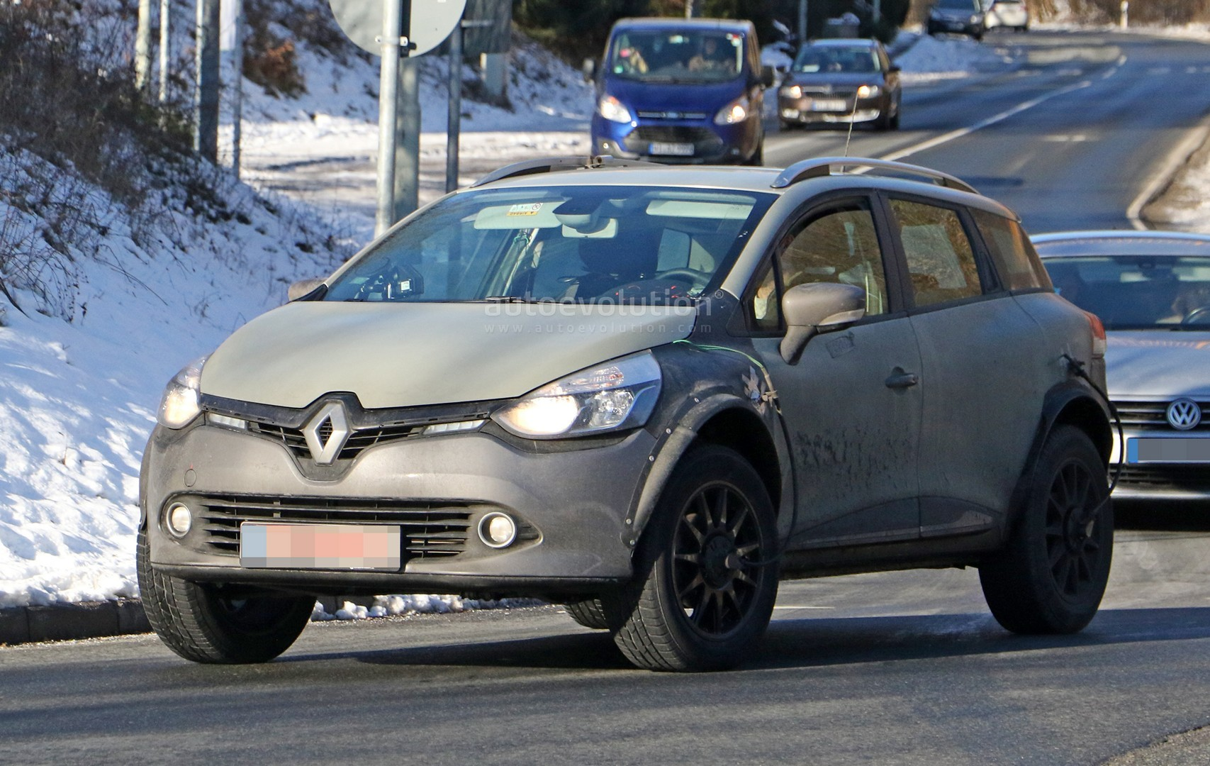 Renault Kangoo II Restyling 2013 - now Compact MPV #2