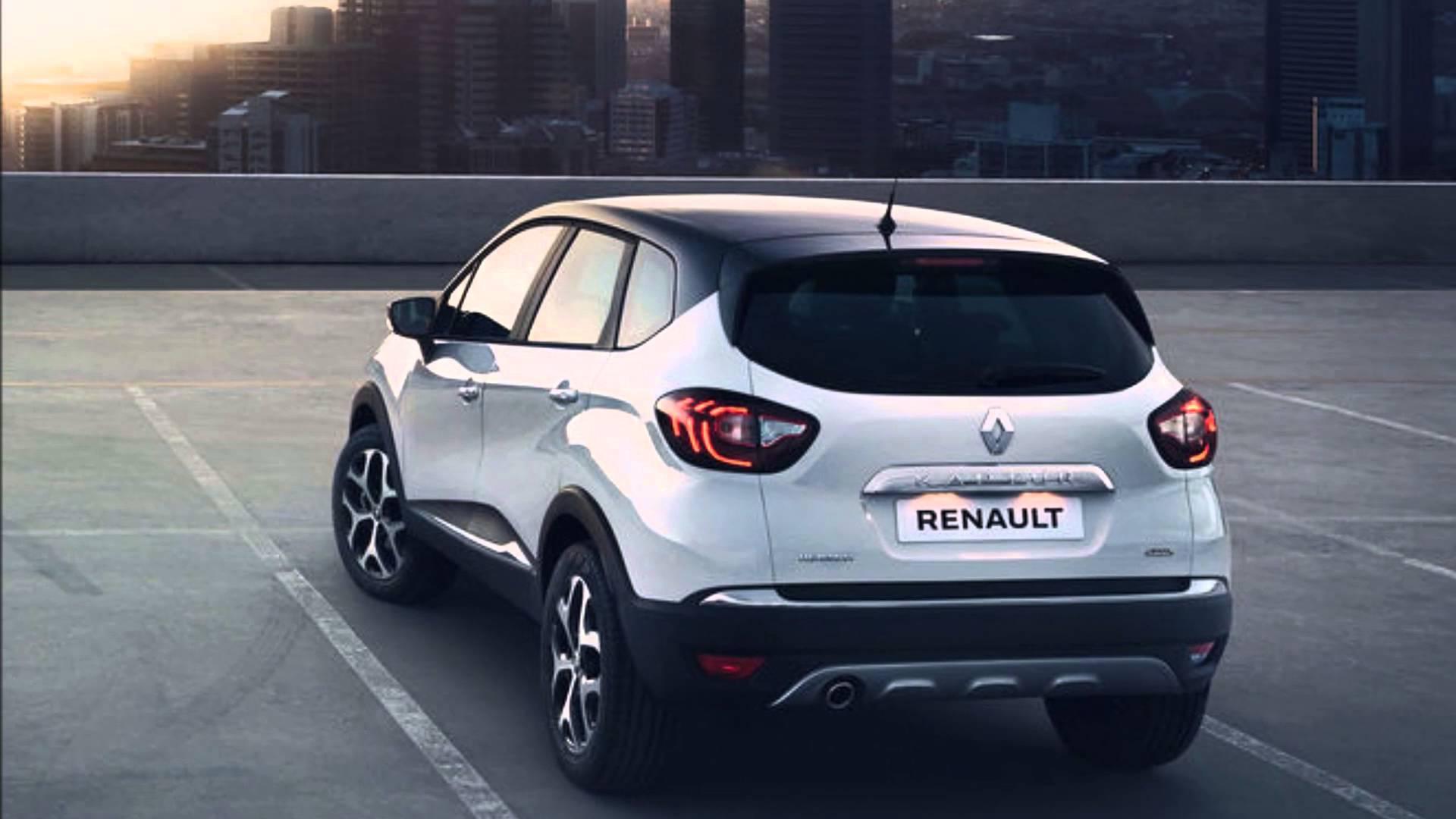 Renault Kaptur I 2016 - now SUV 5 door #3