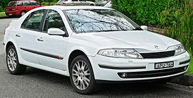 Renault Laguna I 1993 - 2001 Liftback #6