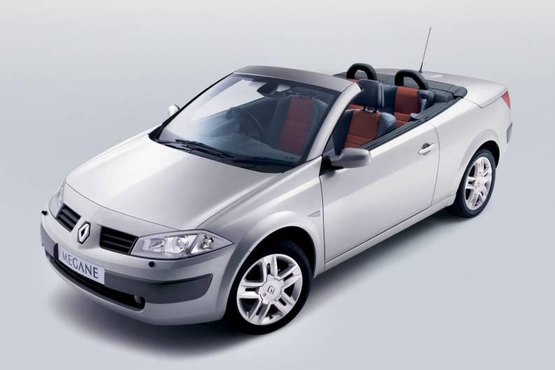Renault Megane I 1995 - 1999 Cabriolet #5