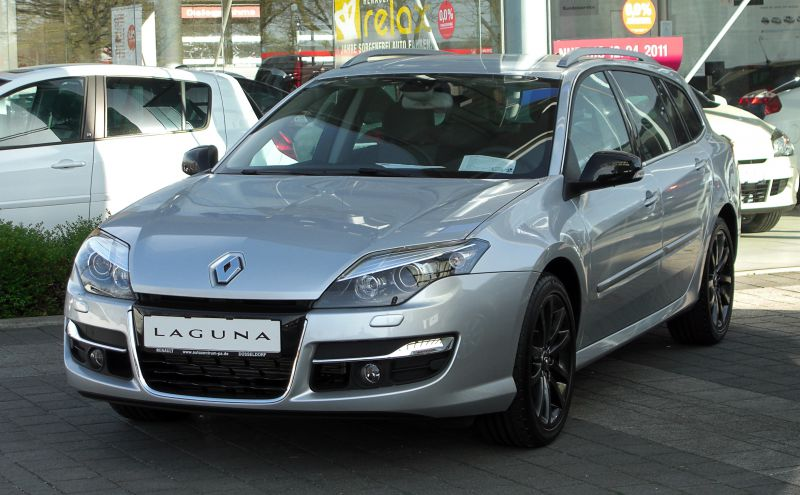 Renault Laguna III Restyling 2010 - 2015 Station wagon 5 door #2