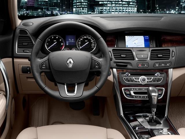 Renault Latitude I Restyling 2013 - 2015 Sedan #3