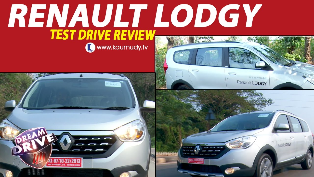 Renault Lodgy 2013 - now Compact MPV #2