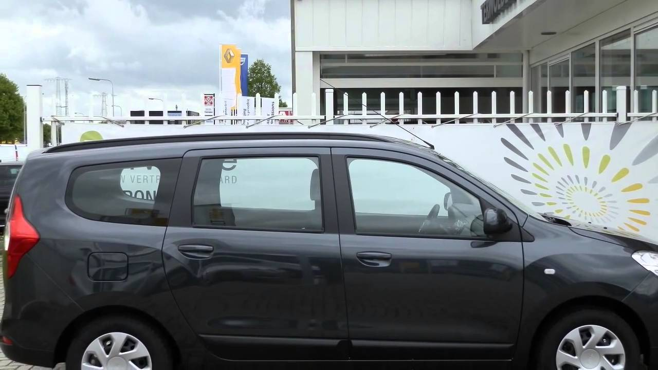 Renault Lodgy 2013 - now Compact MPV #3