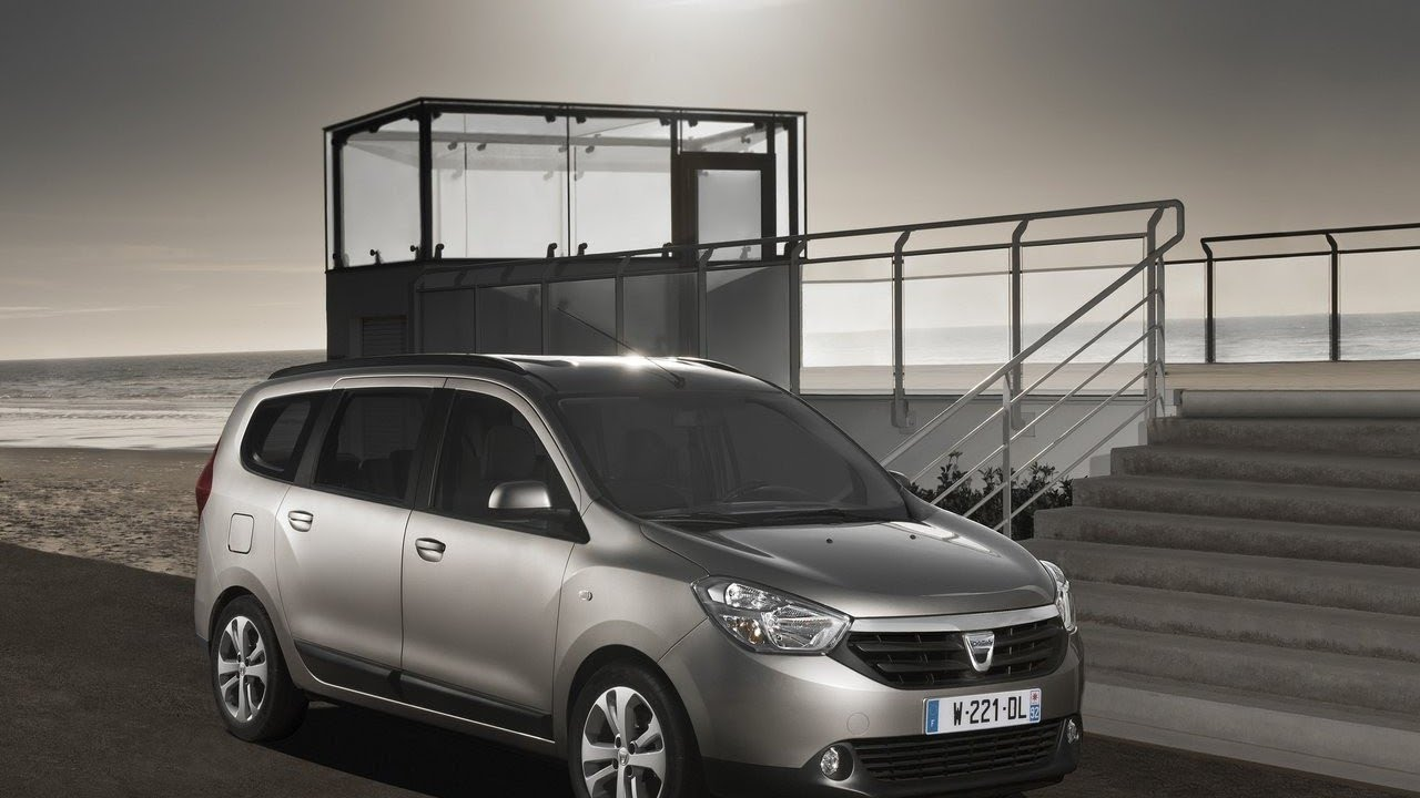 Renault Lodgy 2013 - now Compact MPV #7