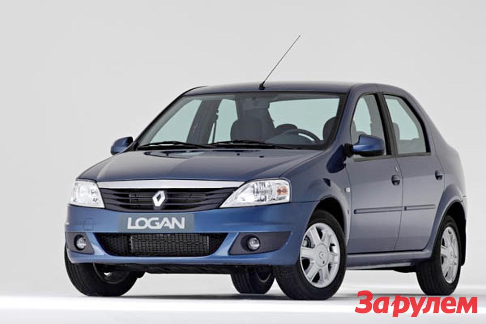 Renault Logan I 2004 - 2009 Sedan #6