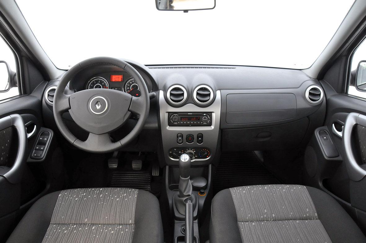 Renault Logan I Restyling 2009 - 2015 Sedan #7