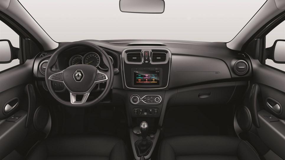 Renault Logan I Restyling 2009 - 2015 Sedan #5