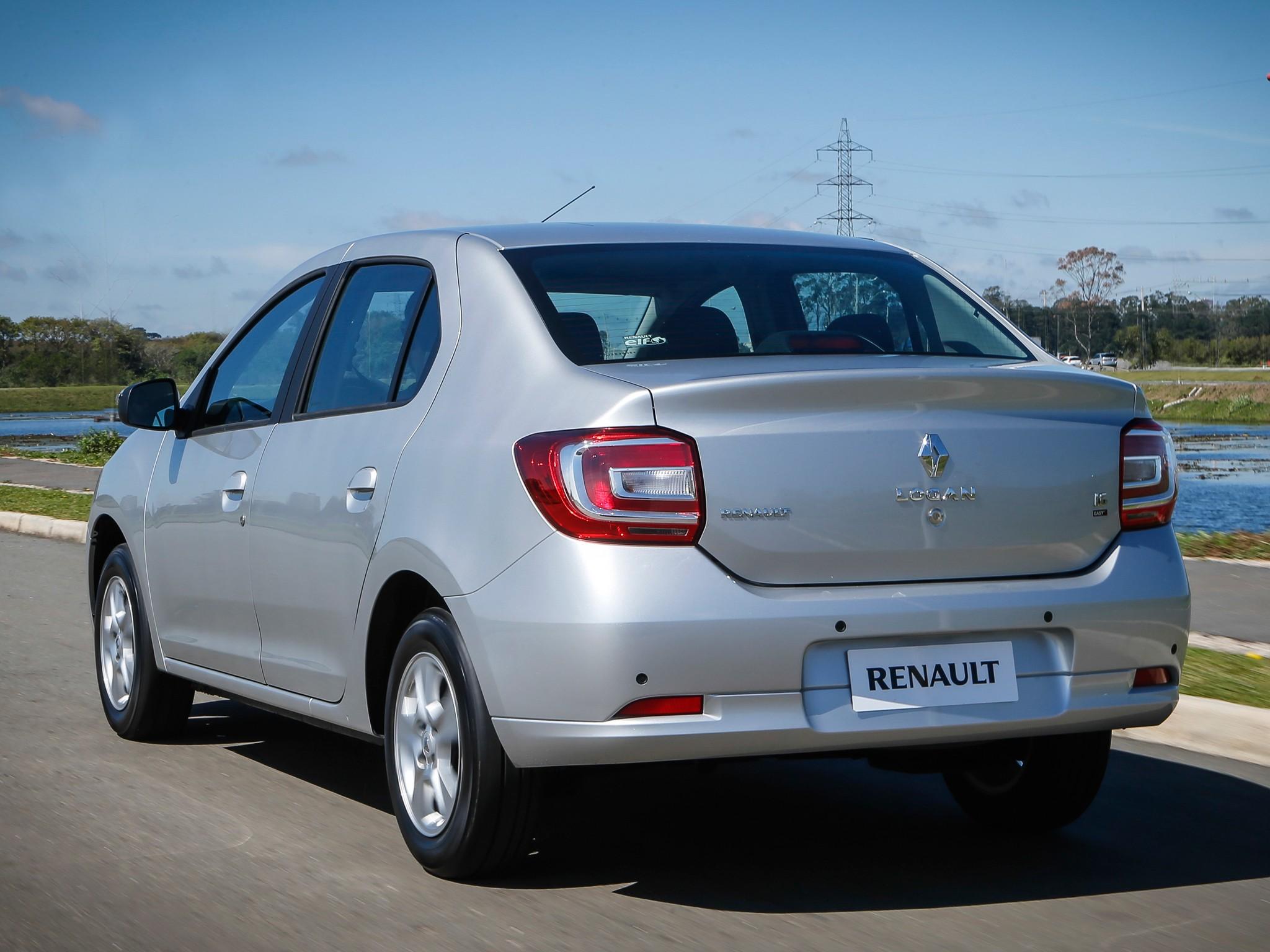 Renault Logan II 2014 - now Sedan #6