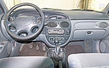 Renault Megane I 1995 - 1999 Cabriolet #8