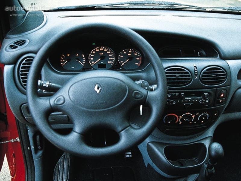 Renault Megane I 1995 - 1999 Cabriolet #6