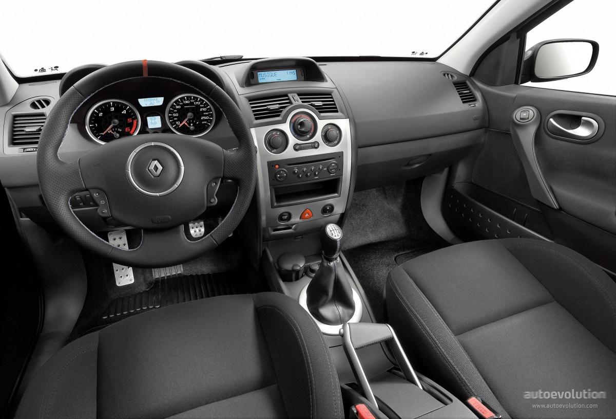 Renault Megane RS II 2004 - 2006 Hatchback 3 door #6