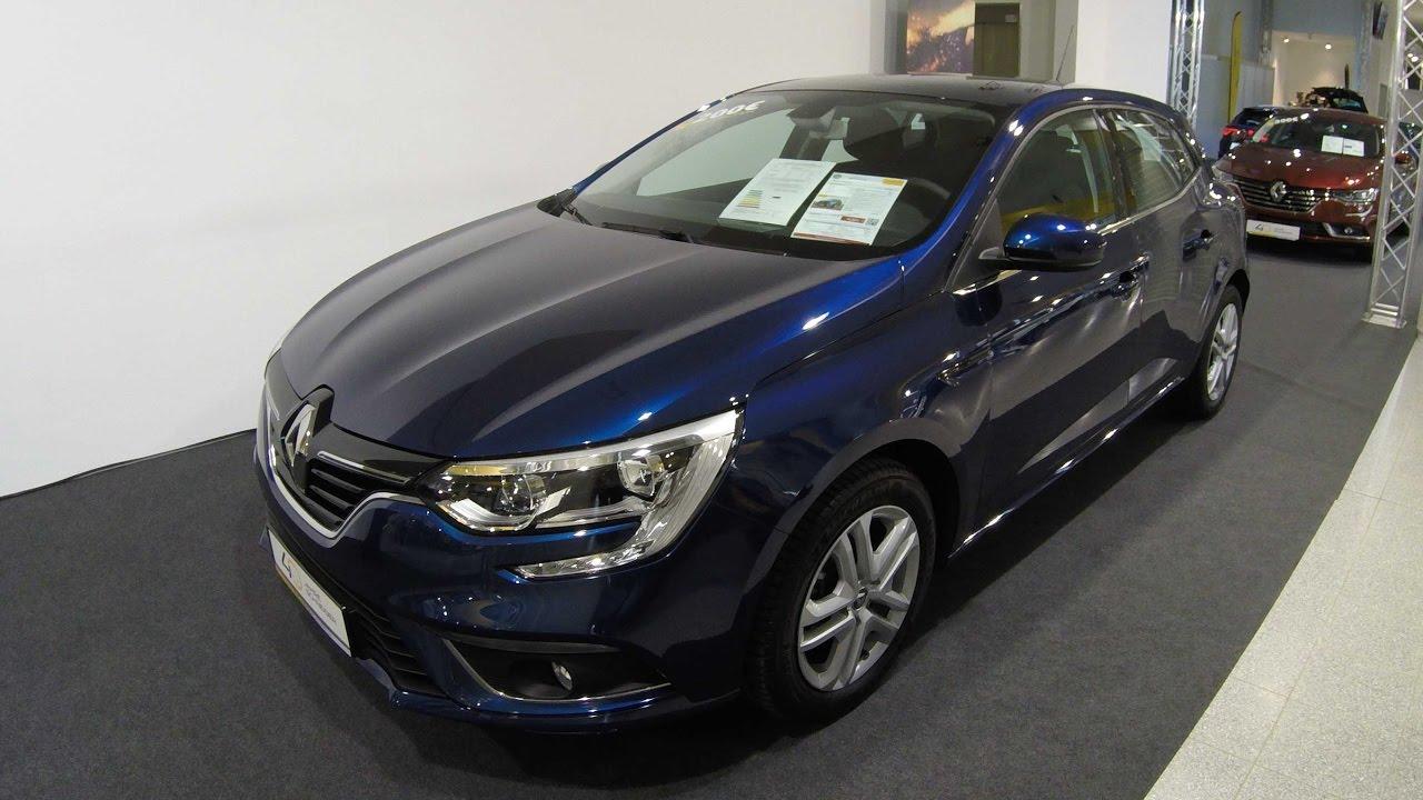 Renault Megane IV 2016 - now Sedan #1
