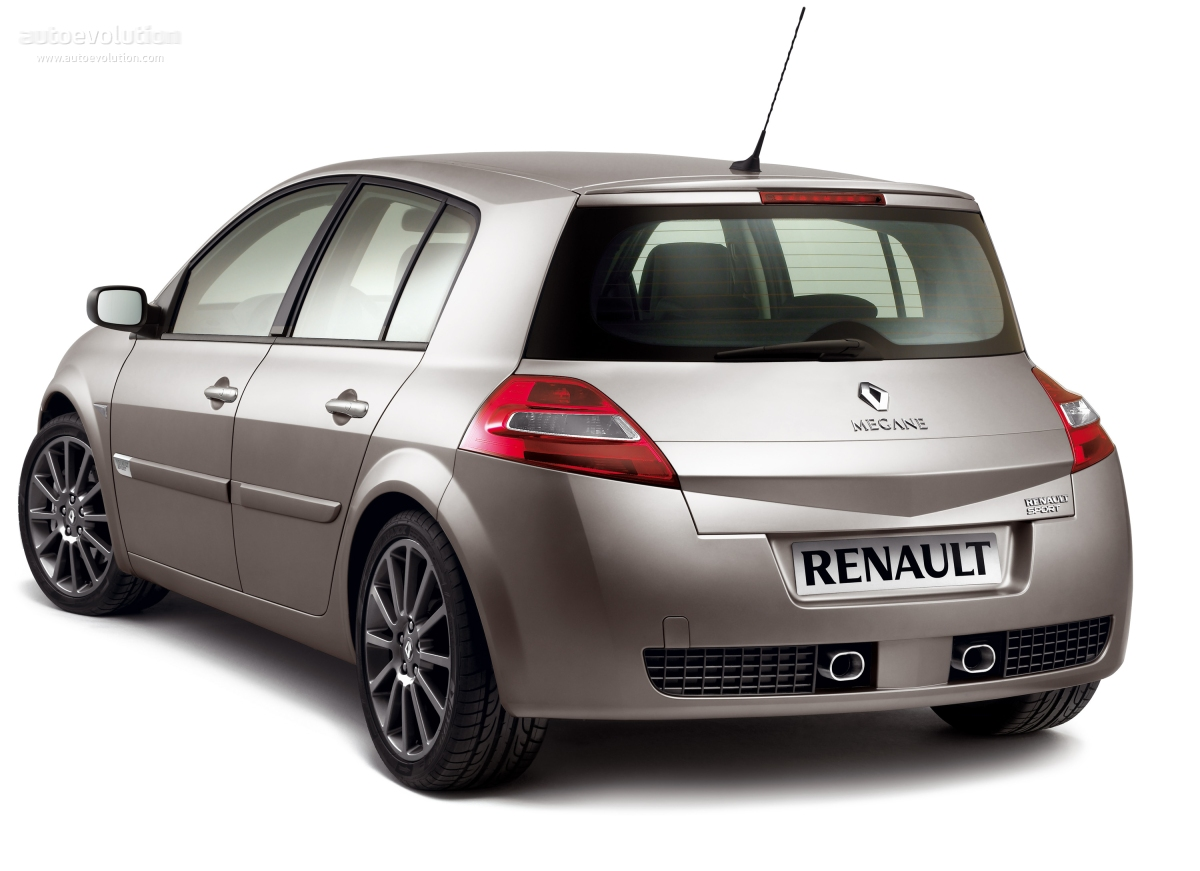 Renault Megane RS II 2004 - 2006 Hatchback 3 door #2