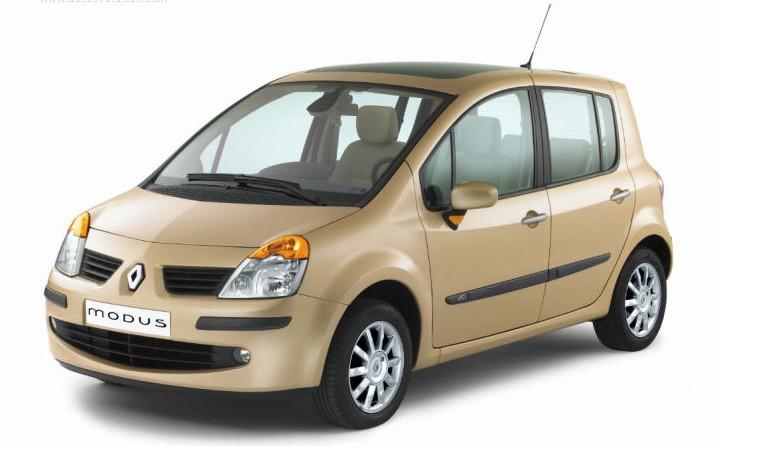 Renault Modus I 2004 - 2007 Compact MPV #4