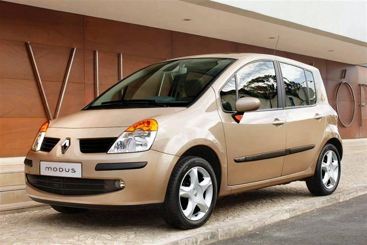 Renault Modus I 2004 - 2007 Compact MPV #5