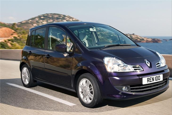 Renault Modus I 2004 - 2007 Compact MPV #2