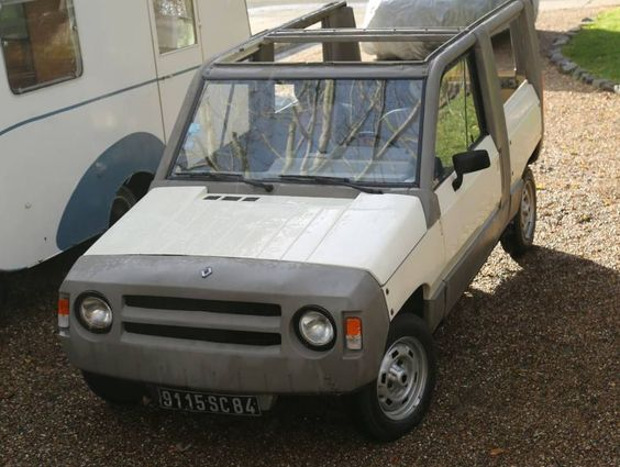 Renault Rodeo I 1971 - 1981 SUV #8