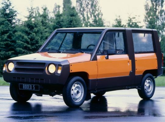 Renault Rodeo I 1971 - 1981 SUV #6