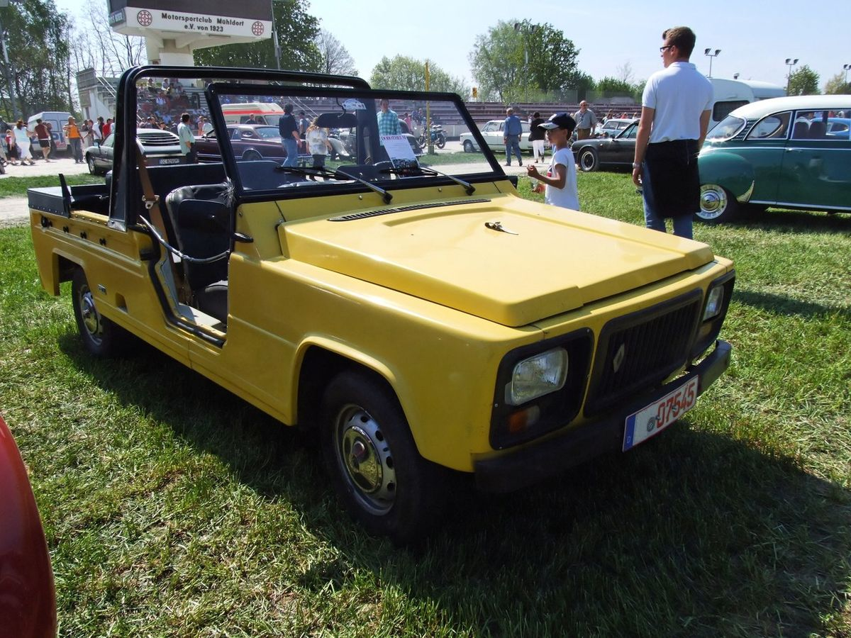 Renault Rodeo I 1971 - 1981 SUV #7