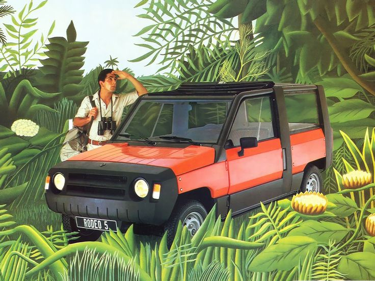 Renault Rodeo II 1981 - 1987 SUV #7