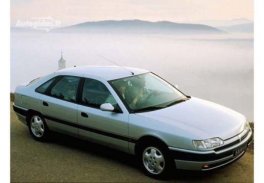 Renault Safrane I Restyling 1996 - 2000 Hatchback 5 door #1