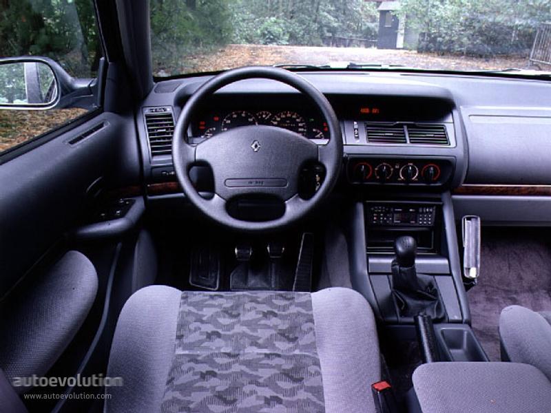 Renault Safrane I Restyling 1996 - 2000 Hatchback 5 door #4