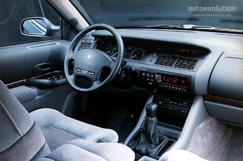 Renault Safrane I Restyling 1996 - 2000 Hatchback 5 door #6