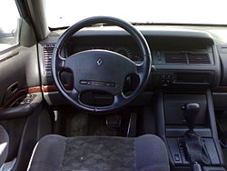 Renault Safrane I 1992 - 1996 Hatchback 5 door #1