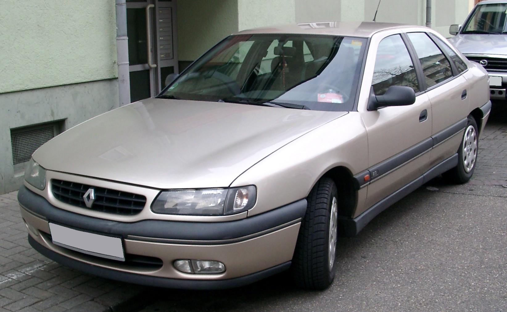 Renault Safrane I Restyling 1996 - 2000 Hatchback 5 door #5