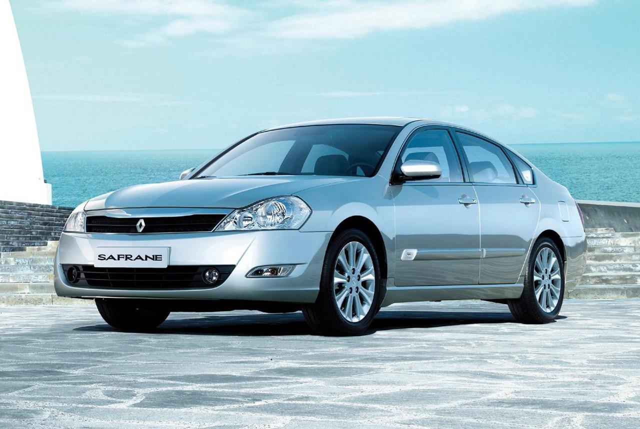 Renault Safrane II 2008 - 2010 Sedan #5