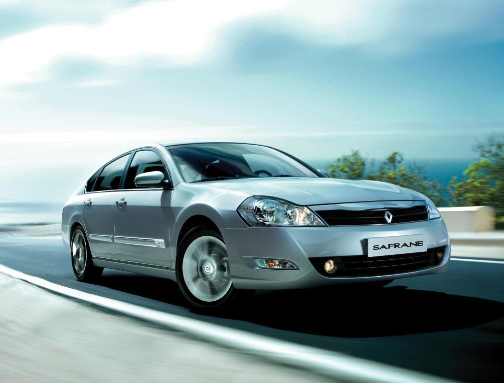Renault Safrane II 2008 - 2010 Sedan #7