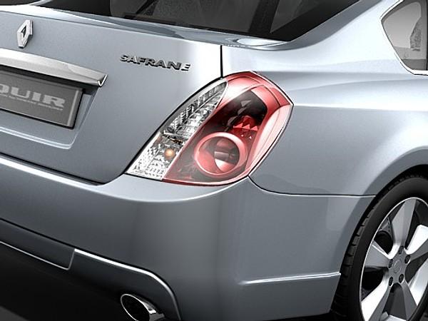 Renault Safrane II 2008 - 2010 Sedan #1