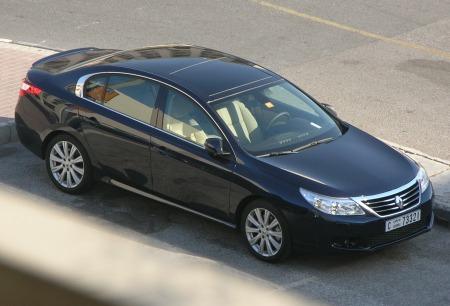 Renault Safrane II 2008 - 2010 Sedan #2