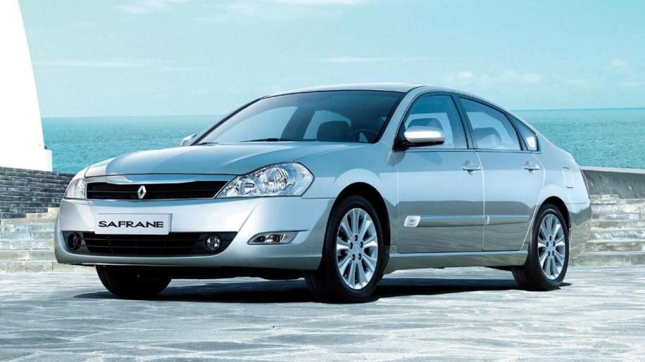 Renault Safrane II 2008 - 2010 Sedan #3