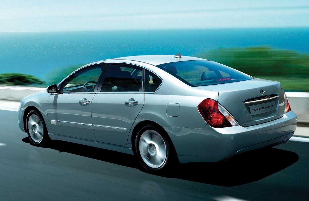 Renault Safrane II 2008 - 2010 Sedan #8