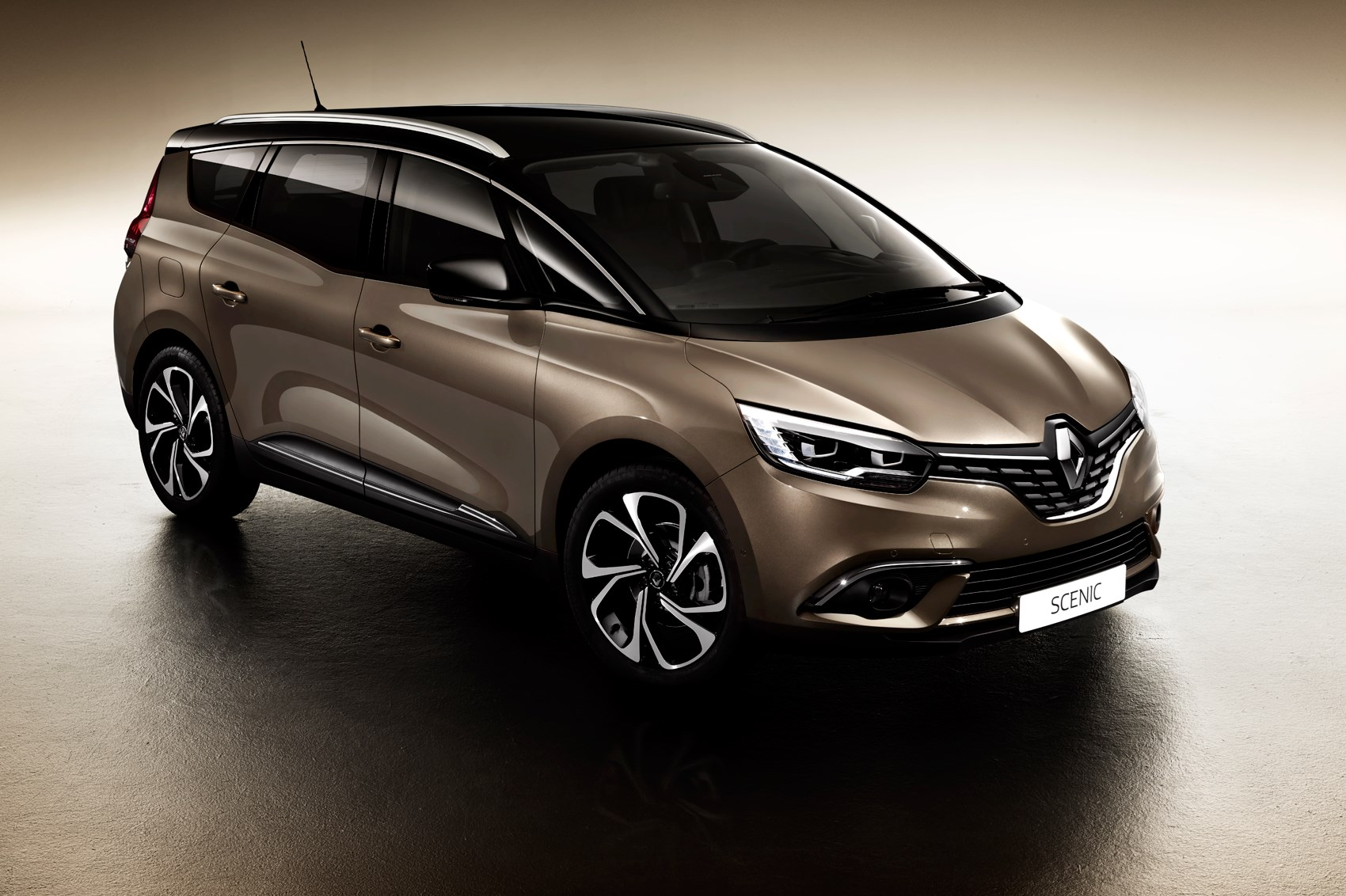 Renault Scenic IV 2016 - now Compact MPV #2