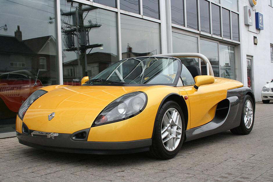 Renault Sport Spider 1996 - 1998 Cabriolet #7