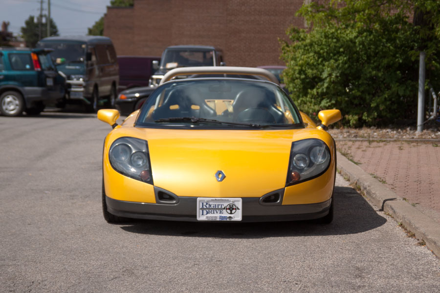 Renault Sport Spider 1996 - 1998 Cabriolet #3