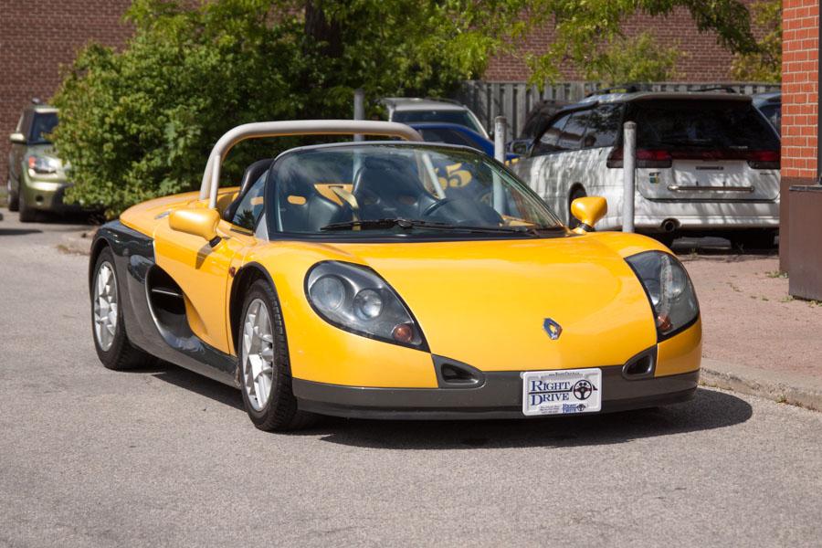 Renault Sport Spider 1996 - 1998 Cabriolet #4