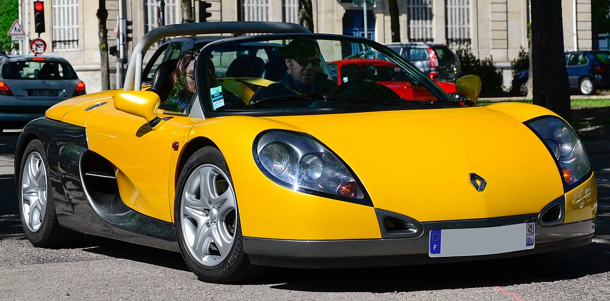 Renault Sport Spider 1996 - 1998 Cabriolet #8
