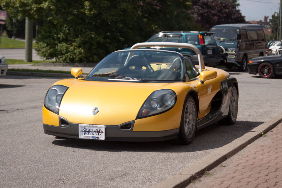 Renault Sport Spider 1996 - 1998 Cabriolet #6