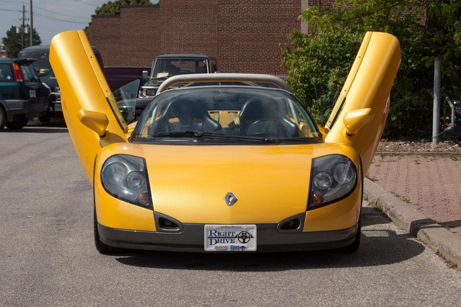 Renault Sport Spider 1996 - 1998 Cabriolet #1