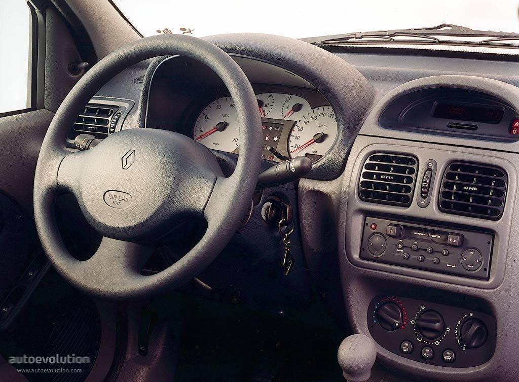 Renault Symbol I 1999 - 2002 Sedan #7