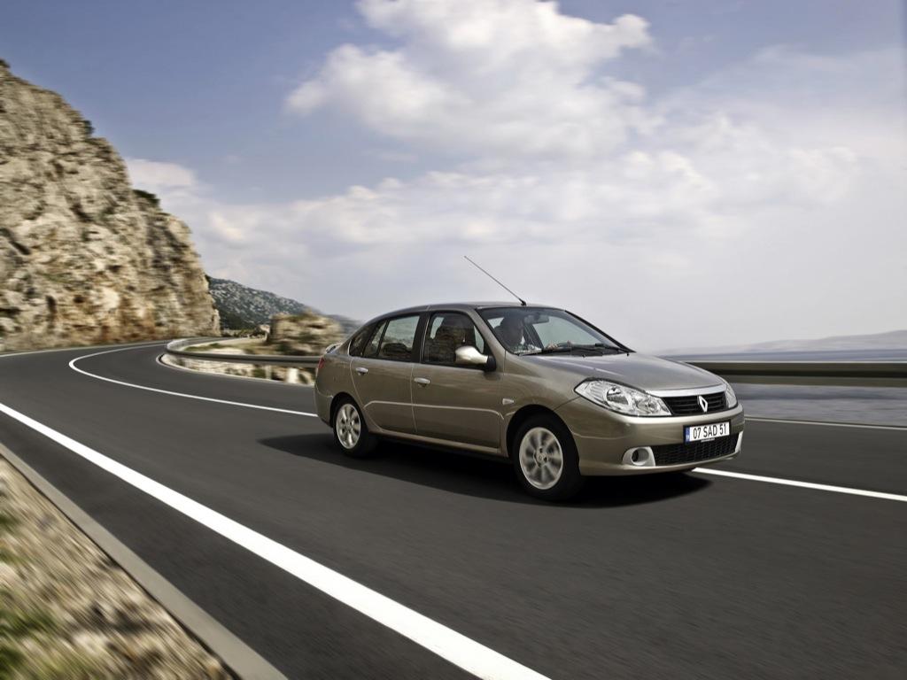 Renault Symbol ll 2008 - 2012 Sedan #5