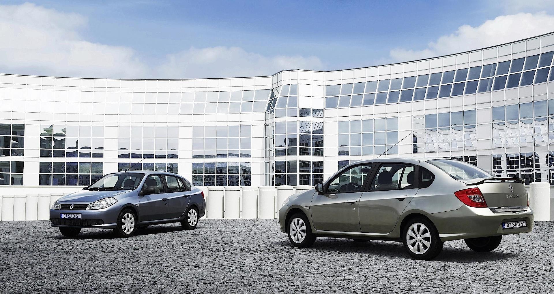 Renault Symbol ll 2008 - 2012 Sedan #2