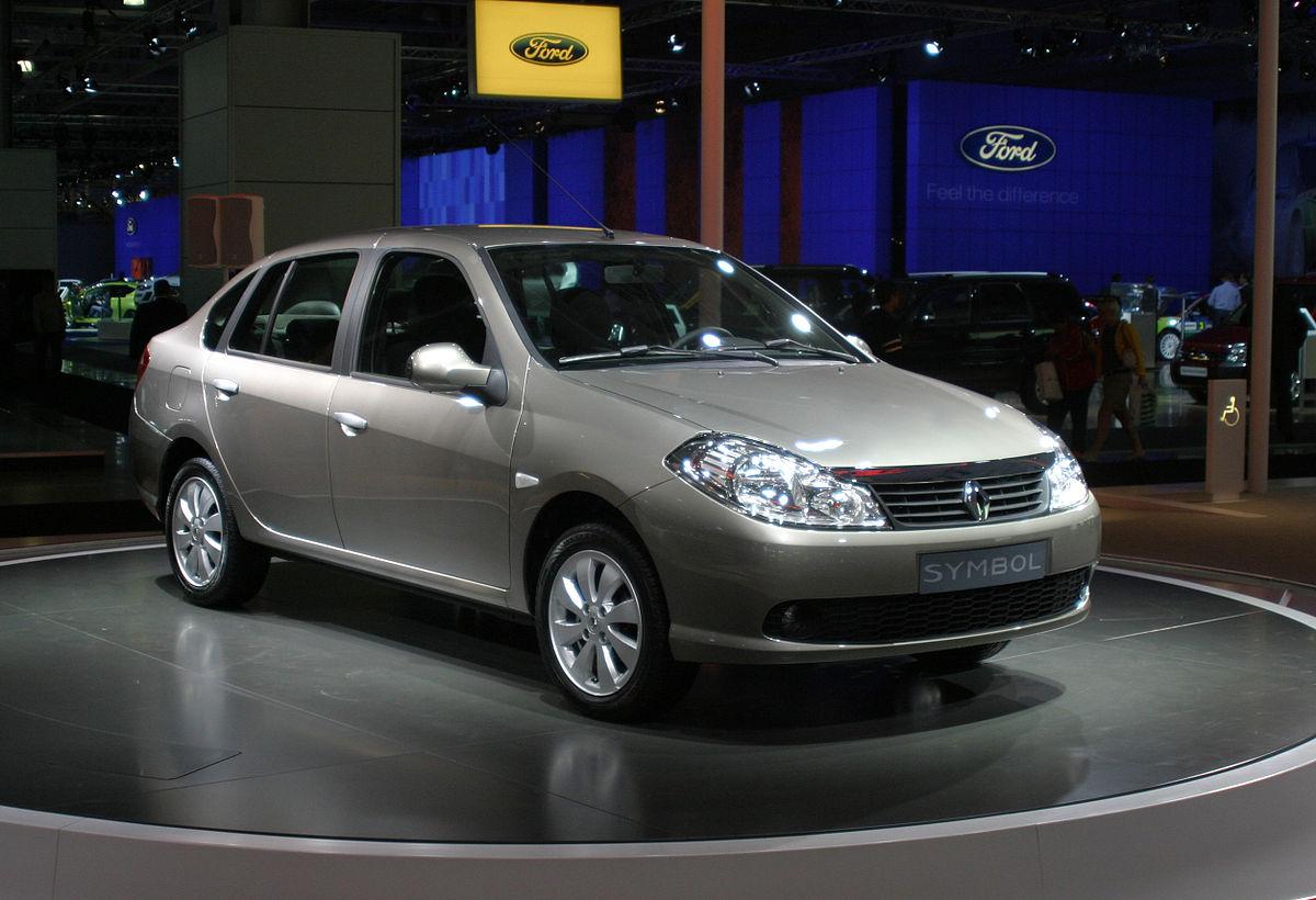 Renault Symbol ll 2008 - 2012 Sedan #8