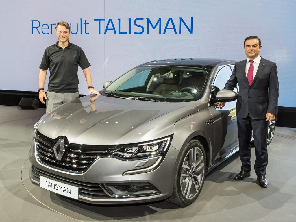 Renault Talisman 2015 - now Sedan #1