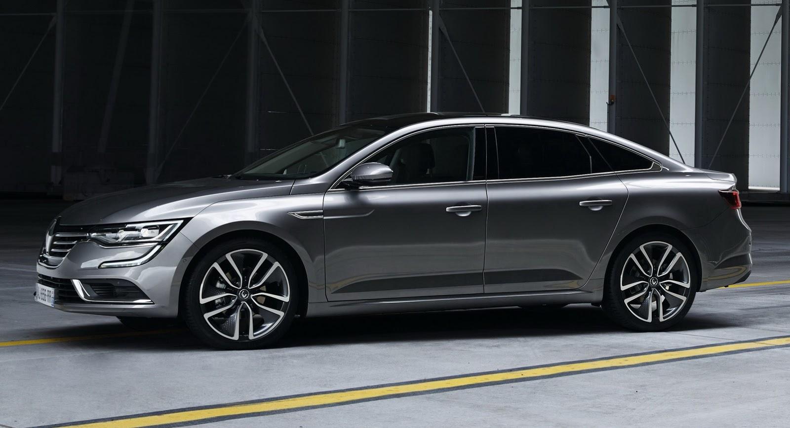 Renault Talisman 2015 - now Sedan #5