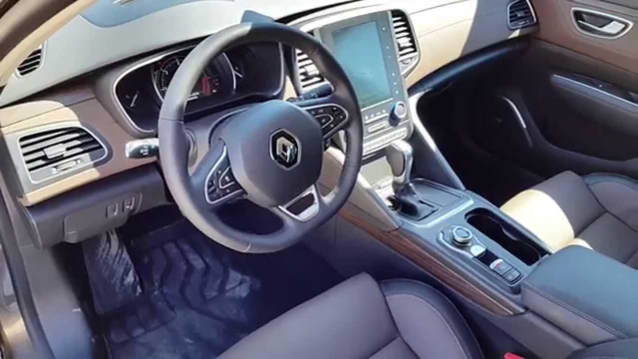 Renault Talisman 2015 - now Sedan #8